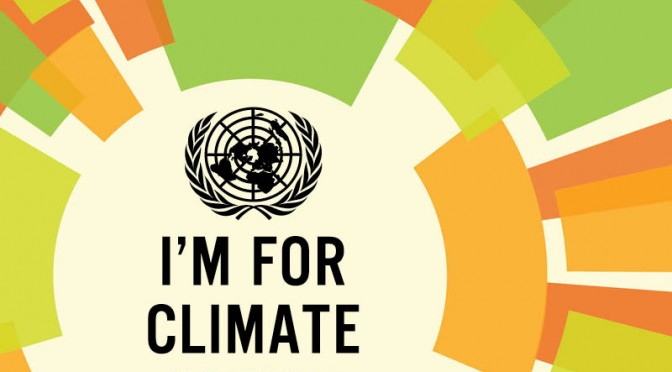 Are you ready to take action? I am! You can begin by reading more about climate change. Post and share this badge also. Image credit:  Gateway to the UN System Work on Climate Change found at http://www.un.org/climatechange/take-action/