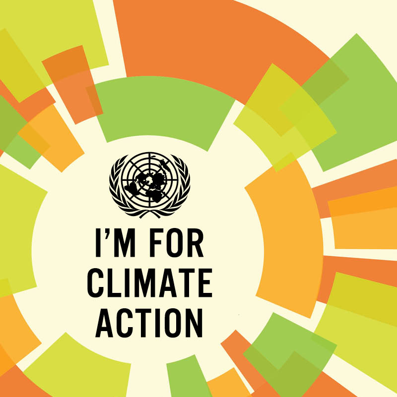 Are you ready to take action? I am! You can begin by reading more about climate change (this post can be a good start!). Post and share this badge also. Image credit:  Gateway to the UN System Work on Climate Change found at http://www.un.org/climatechange/take-action/