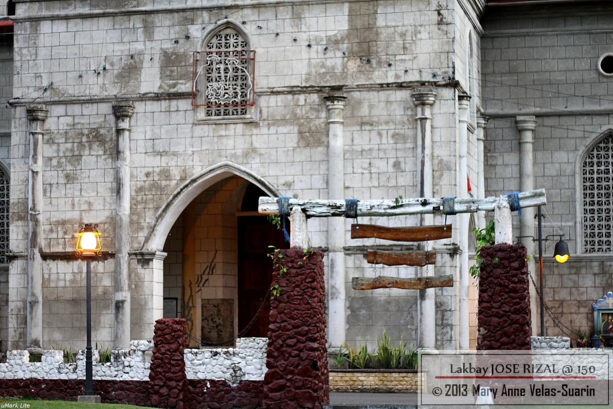 The St. James Parish Church (Dapitan Church). [Photo by Mary Anne Velas-Suarin]