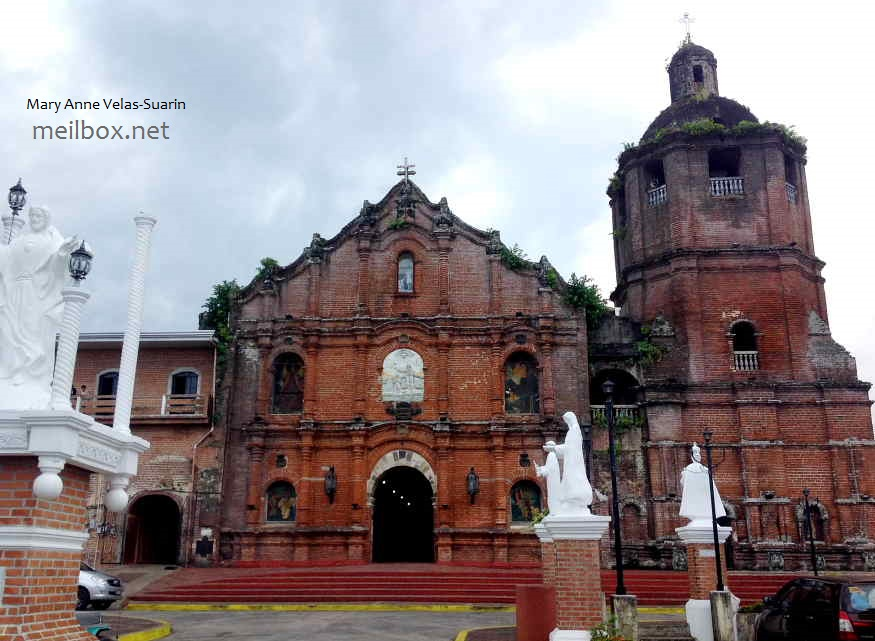 St. John the Baptist Parish Church in Liliw, Laguna [Image by Mary Anne Velas-Suarin]