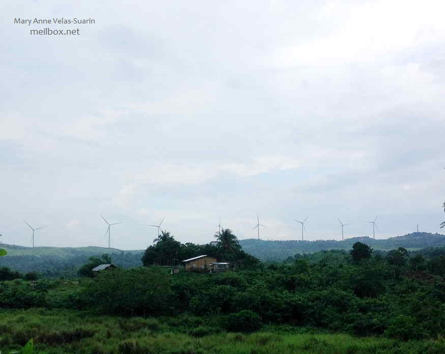 Pililla Wind Farm (by Alternergy Wind One Corporation) [Image by Mary Anne Velas-Suarin]